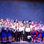 Пасхальный концерт во Дворце Культуры Железнодорожников г. Карасука (видео)