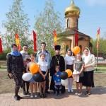 День Победы в Карасуке (видео)