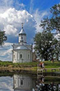 Ордынский р-н, с. Чингисы — Приход во имя первоверховных апостолов Петра и Павла