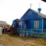 с.Метелёвское - храм Казанской иконы Божией Матери