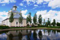 Мужской монастырь во имя Архистратига Божия Михаила в с.Козиха.