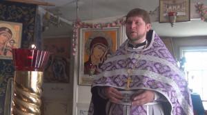 Великий Четверг. Проповедь иерея Романа Венцака (видео)