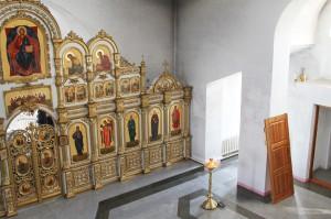 В Карасуке опустел кафедральный собор св. Андрея Первозванного