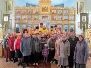Марш-бросок по Карасукской епархии