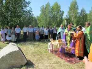 «Мы должны объединить усилия для скорейшего возведения православного храма!»