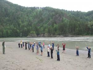 С 18 июня по 22 июня 2012 года Православный лагерь для детей сирот совершил паломническую поездку на Горный Алтай (видео)