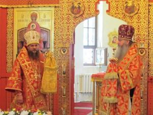 Престольный праздник в св.Иоанно-Предтеченском монастыре