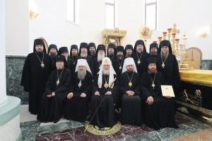 Визит Преосвященного епископа Филиппа в г. Брянск