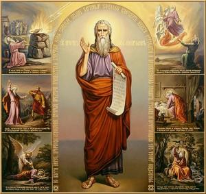 Огненный пророк Илия
