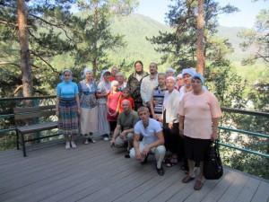 Поездка в Алтайскую духовную миссию