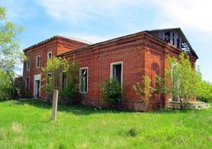 Чистоозерный район, с. Барабо-Юдино — Храм свт. Николая