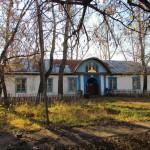с. Баклуши, Доволенский р-он - Храм свт. Николая