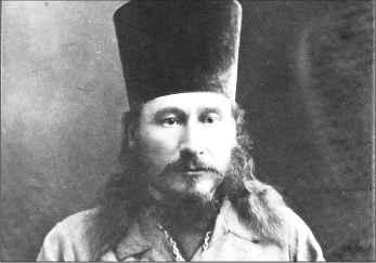 Протоиерей Николай Ермолов