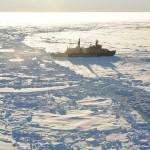 В самом сердце Ледовитого океана