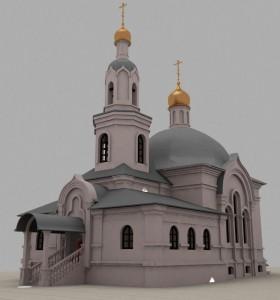 Р. п. Краснозёрский. Вести церковно-приходской жизни