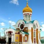 13. храм св. Александра Невского Барабо-Юдино