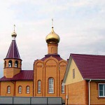 14 с. Мироновка храм мч. Вера Надежда и Любовь.