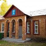 20с. Веселовка храм Покрова Богородицы Краснозёрный р-он