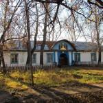 22 с. Баклуши Доволенский р-он храм свт. Николая