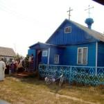 25с.Метелёвское храм Казанской Богородицы Купинский  р-он