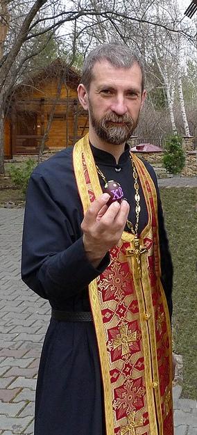Иерей Алексей Лебедев