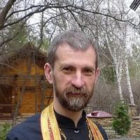 Епископ  Филипп поздравил иерея Алексея Лебедева,  настоятеля храма прп. Сергия Радонежского р. п. Краснозерского, с Днём рождения