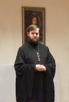 Епископ Филипп поздравил иерея Игоря Непша, секретаря Карасукской епархии, с днем иерейской хиротонии