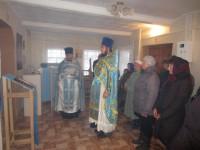 Празднование Казанской иконе Божией Матери в с. Комарье Доволенского района