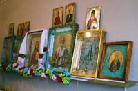 Пресвятая Богородица в с. Колыбельском