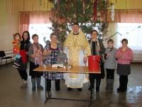 Общее фото после крещения