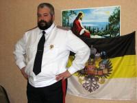 Отец Илья войсковой священник, реестровый казак Обь-Иртышского отдела Сибирского Казачьего Войска