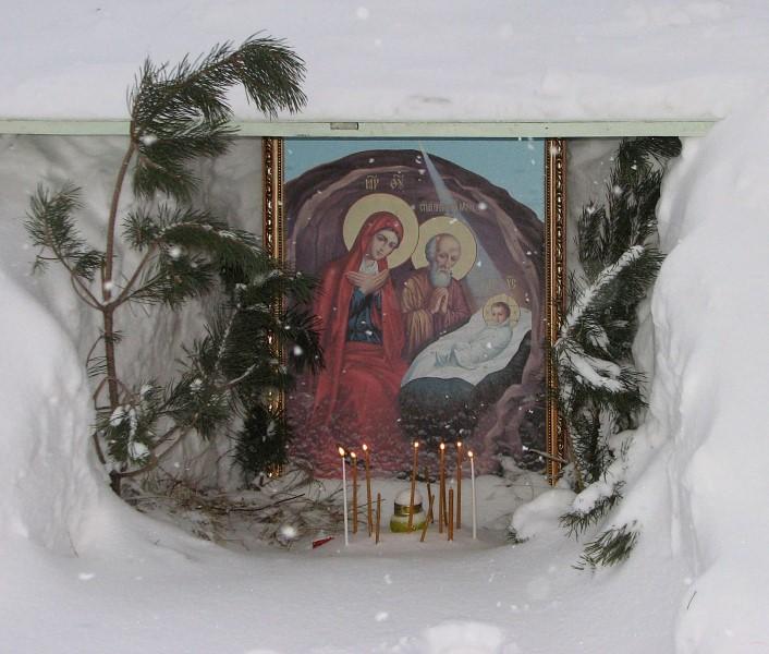 Рождество Христово 2014г. с.Здвинск