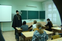 С радостным визитом к учащимся Копкульской школы
