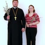 Герман Татьяна Николаевна и отец Роман