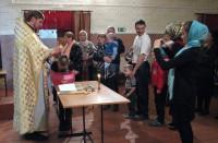 Святое Крещение в Чулыме