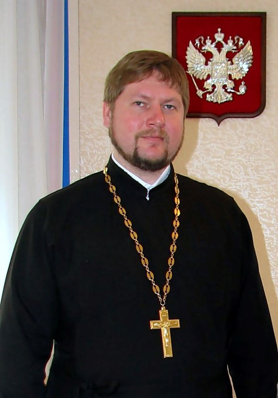 Отец Роман благословил здвинских ребят на воинскую службу