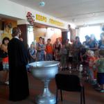 Массовое Крещение в селе Студёном