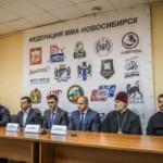 Федор Емельяненко стал почетным гостем турнира по смешанным единоборствам (фоторепортаж)