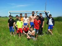 Спортивные мероприятия  в Православном детском лагере
