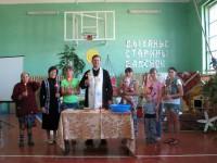 Крещение Руси в Верх-Урюме