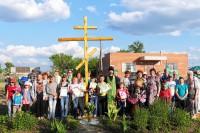 Праздник Святой Троицы в с. Колыбельке
