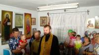 Миссионерская поездка в села района