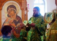 День памяти прп. Серафима Саровского, чудотворца, в с. Кочках