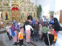 Епархиальные новости  Карасукского района