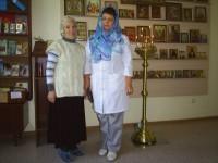 Теперь в Ордынской центральной больнице можно лечить не только тело, но и душу