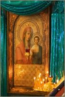 Икона Пресвятой Богородицы «Казанская-Коробейниковская» в г. Новосибирске