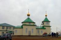 31. с.Ивановка Баганский р-он храм св. мч. Иоанна Воина