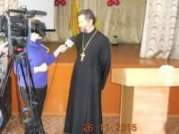 Встречи со школьниками и учителями в Кочковском районе