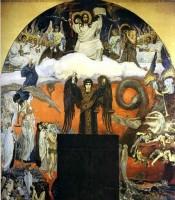 икона страшного суда