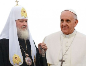 О встрече Патриарха Кирилла и Папы Франциска